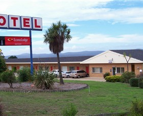 Econo Lodge Bayview Motel - Accommodation Broken Hill