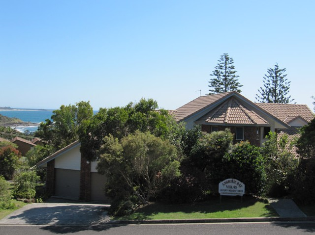 Angourie Bay Villas - Accommodation Broken Hill