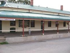 Old Vic Bed and Breakfast - Accommodation Broken Hill