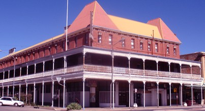 The Palace Hotel Broken Hill - Accommodation Broken Hill
