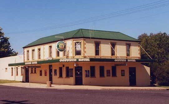 Coffeys Hotel - Accommodation Broken Hill
