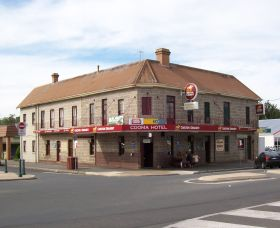 Cooma Hotel - Accommodation Broken Hill