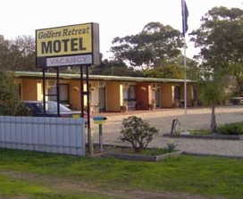 Golfers Retreat Motel - Accommodation Broken Hill