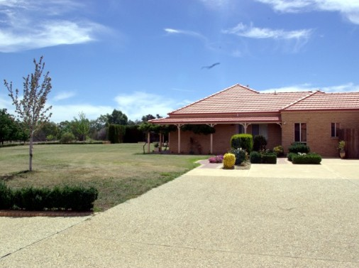 Fairways Bed and Breakfast at Jerilderie - Accommodation Broken Hill