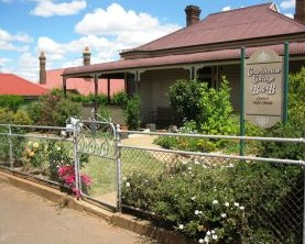 Courthouse Cottage B and B - Accommodation Broken Hill