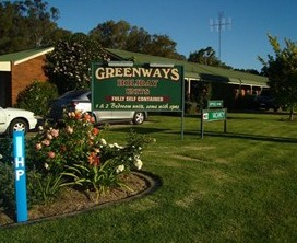 Greenways Holiday Units - Accommodation Broken Hill