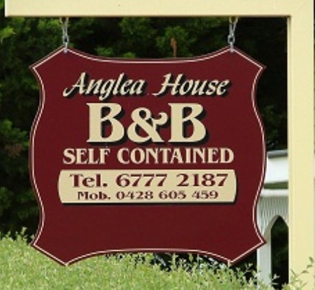 Anglea House Bed and Breakfast - Accommodation Broken Hill