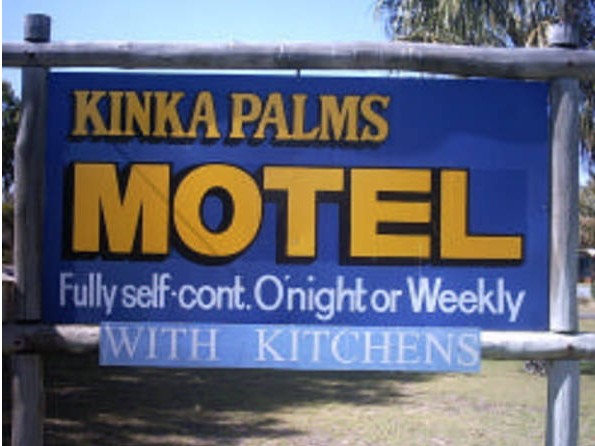 Kinka Palms Beachfront Apartments / Motel - Accommodation Broken Hill