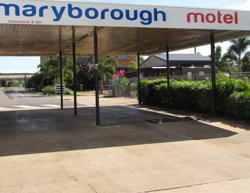 Maryborough Motel and Conference Centre - Accommodation Broken Hill