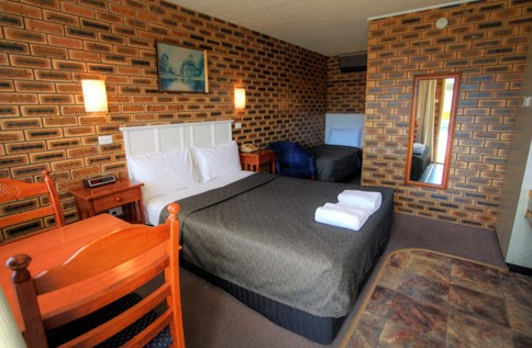 Apple and Grape Motel - Accommodation Broken Hill