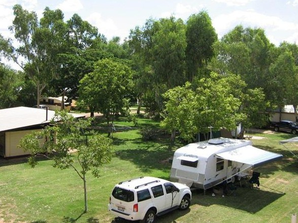 BAILEY BAR CARAVAN PARK - Accommodation Broken Hill
