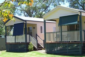 Dalby Tourist Park - Accommodation Broken Hill