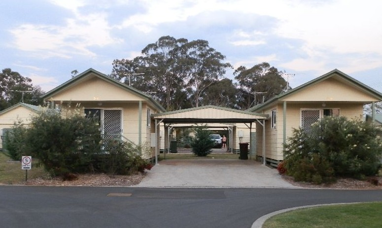 Peppertree Cabins Kingaroy - Accommodation Broken Hill