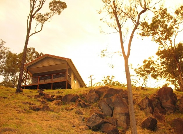 ecoRidge Hideaway - Accommodation Broken Hill
