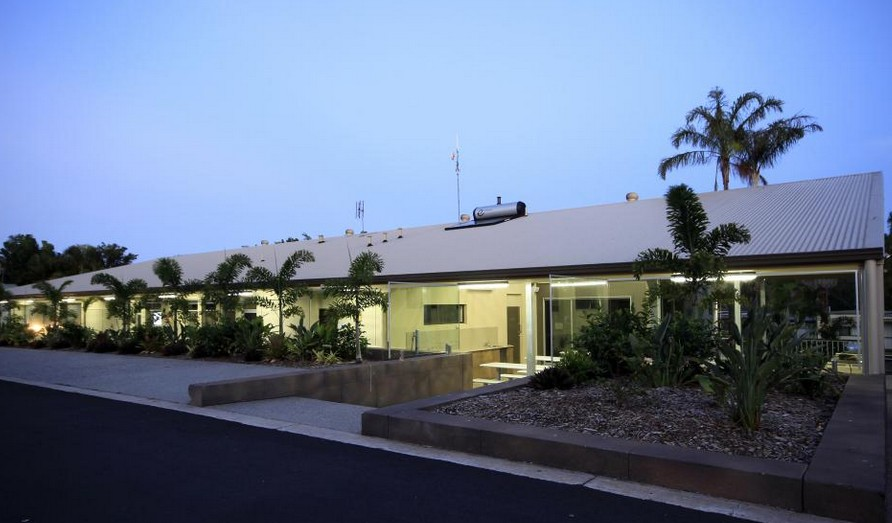 Ashmore Palms Holiday Village - Accommodation Broken Hill