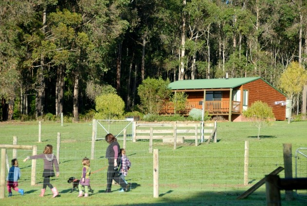 Diamond Forest Farm Stay - Accommodation Broken Hill