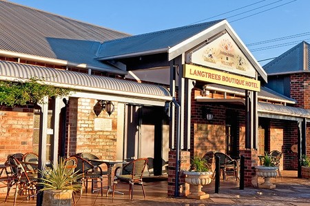 Langtrees Guest Hotel - Accommodation Broken Hill