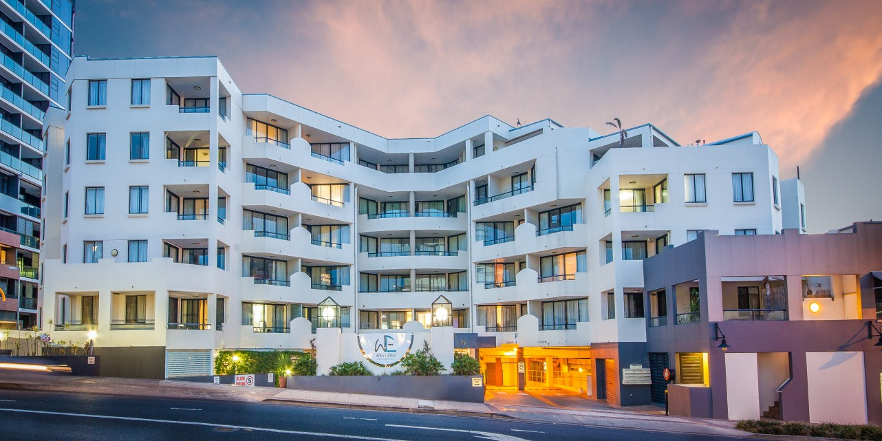 West End Central Apartments - Accommodation Broken Hill