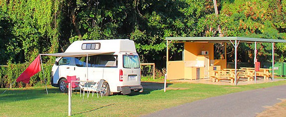 Bell Park Caravan Park - Accommodation Broken Hill