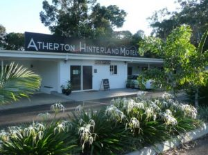Atherton Hinterland Motel - Accommodation Broken Hill