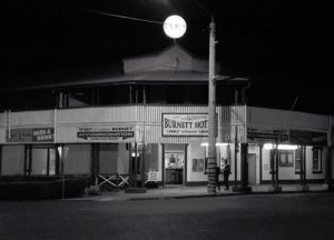 Burnett Hotel - Accommodation Broken Hill