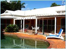 Tropical Escape Bed  Breakfast - Accommodation Broken Hill