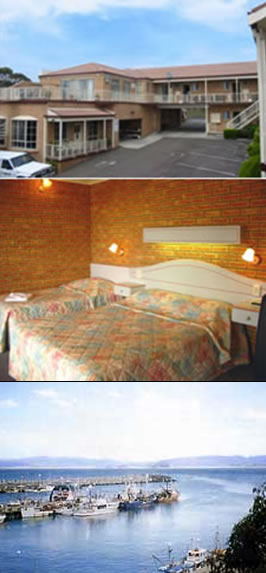 Twofold Bay Motor Inn - Accommodation Broken Hill