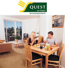 Quest On Chapel - Accommodation Broken Hill