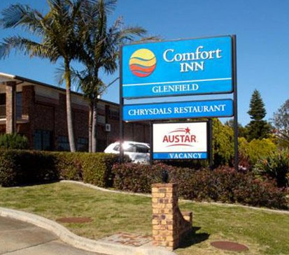 Comfort Inn Glenfield - Accommodation Broken Hill