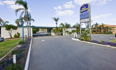 Best Western Hospitality Inn Geraldton - Accommodation Broken Hill