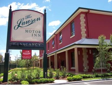The Lawson Motor Inn - Accommodation Broken Hill