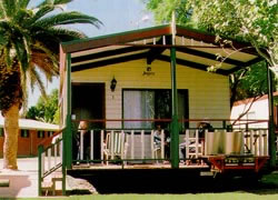 Swan Hill Riverside Caravan Park - Accommodation Broken Hill