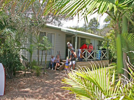 One Mile Beach Holiday Park - Accommodation Broken Hill