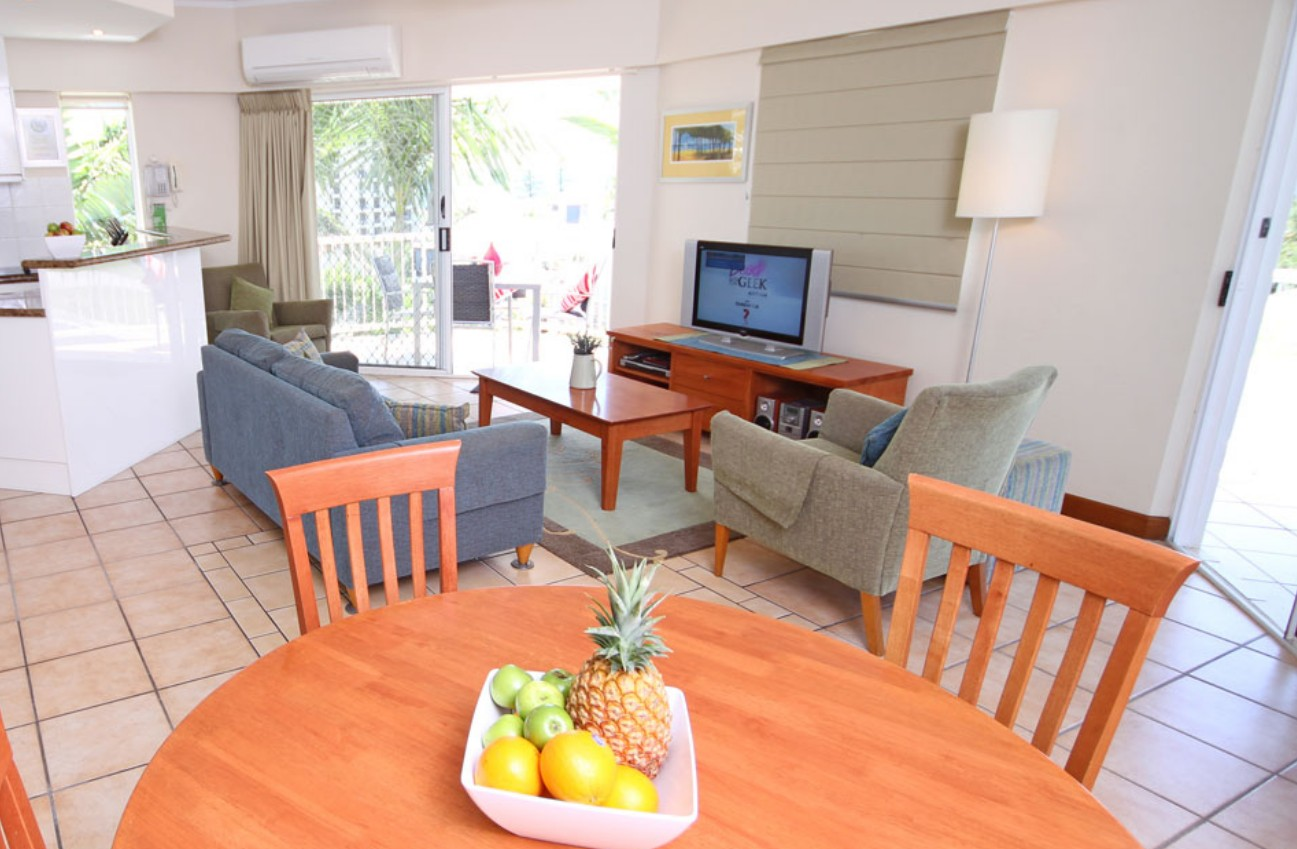 Coolum Seaside Apartments - Accommodation Broken Hill