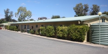 Macdonnell Range Holiday Park - Accommodation Broken Hill
