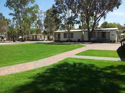 Riverside Holiday Park Blanchetown - Accommodation Broken Hill