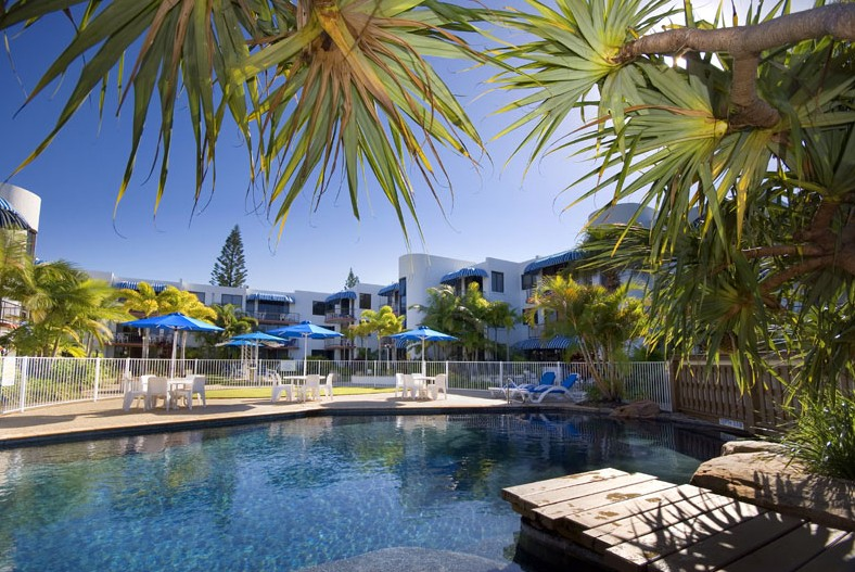 Headland Tropicana - Accommodation Broken Hill