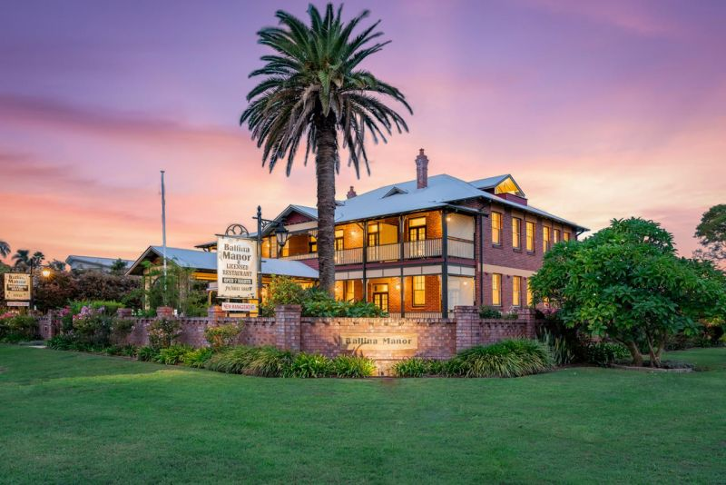 Ballina Manor Boutique Hotel  - Accommodation Broken Hill