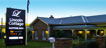 Lincoln Cottage Motor Inn - Accommodation Broken Hill