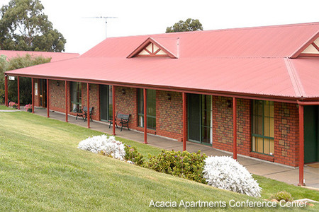 Acacia Apartments - Accommodation Broken Hill