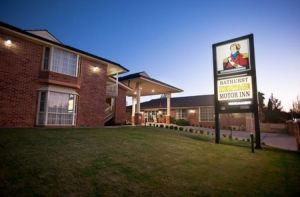 Bathurst Heritage Motor Inn - Accommodation Broken Hill