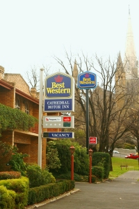 Best Western Cathedral Motor Inn - Accommodation Broken Hill