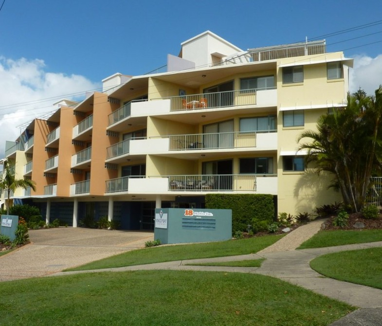 Kings Bay Apartments - Accommodation Broken Hill