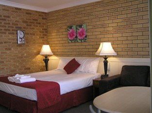 Blue Violet Motor Inn - Accommodation Broken Hill