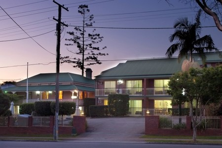 Aabon Holiday Apartments  Motel - Accommodation Broken Hill