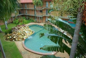 Alatai Holiday Apartments - Accommodation Broken Hill