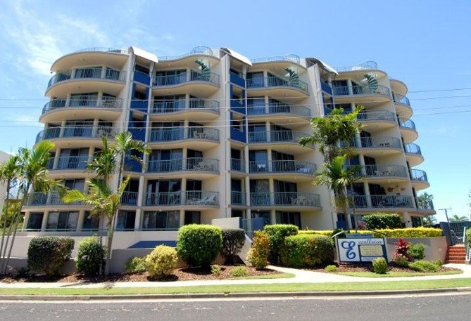 Excellsior Holiday Apartments - Accommodation Broken Hill