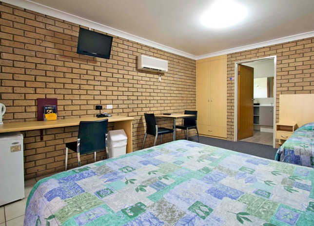 Sunray Motor Inn Toowoomba - Accommodation Broken Hill
