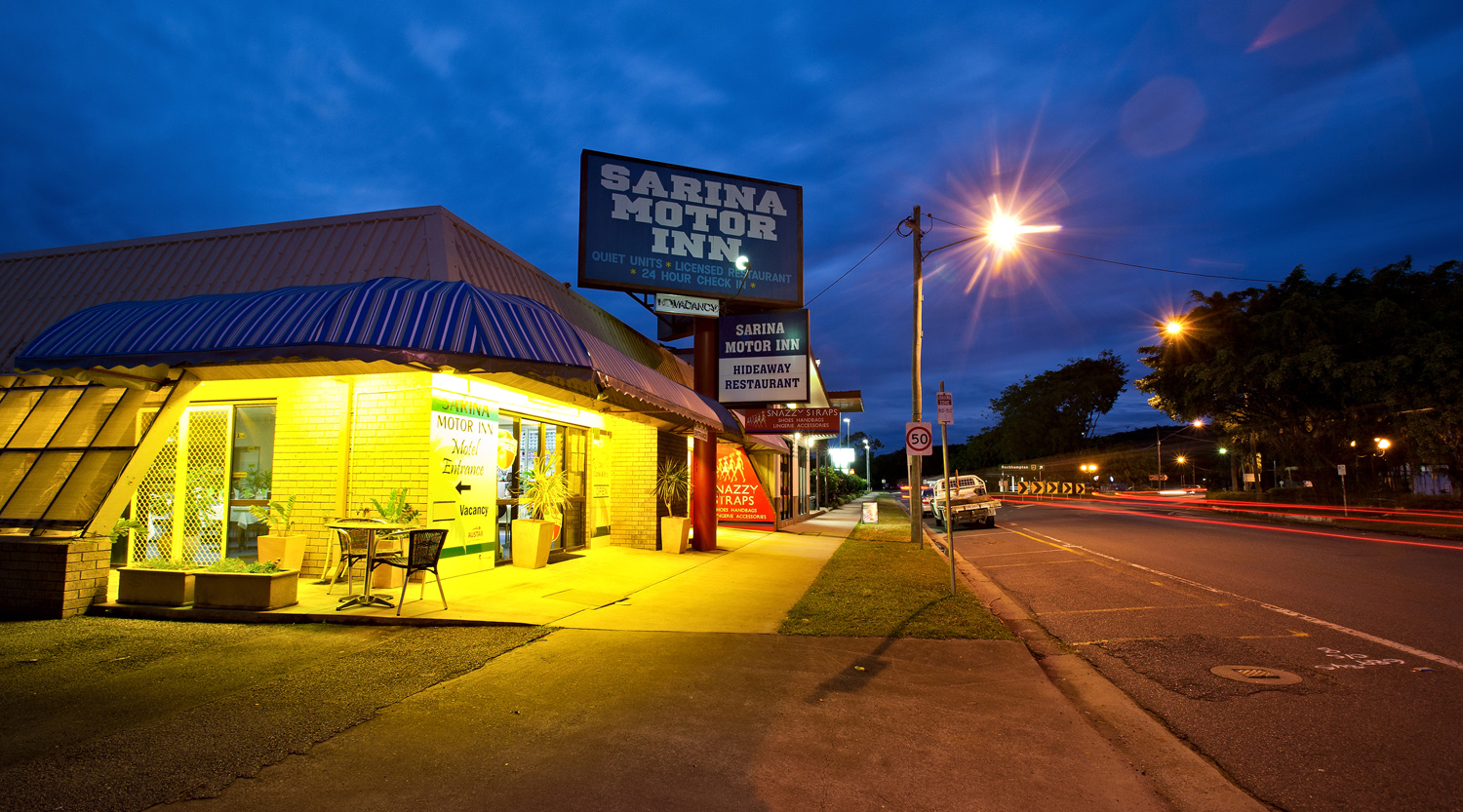 Sarina Motor Inn - Accommodation Broken Hill