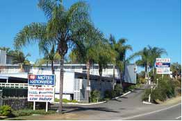 Nationwide Motel - Accommodation Broken Hill